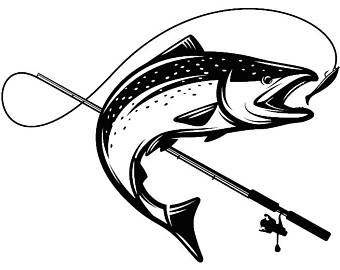 pickerel drawing at getdrawings com free for personal use pickerel rh getdrawings com Carp Fish Carp Fish