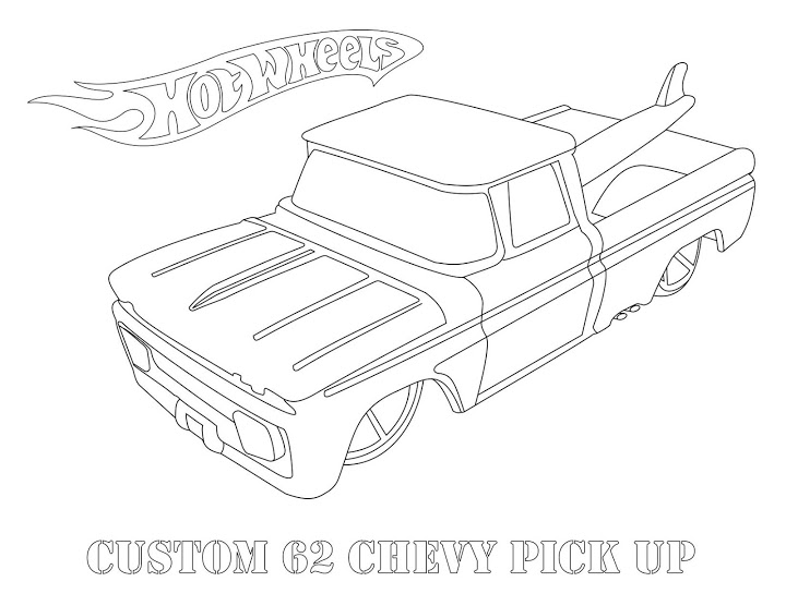 Pickup Drawing at GetDrawings.com | Free for personal use Pickup ...