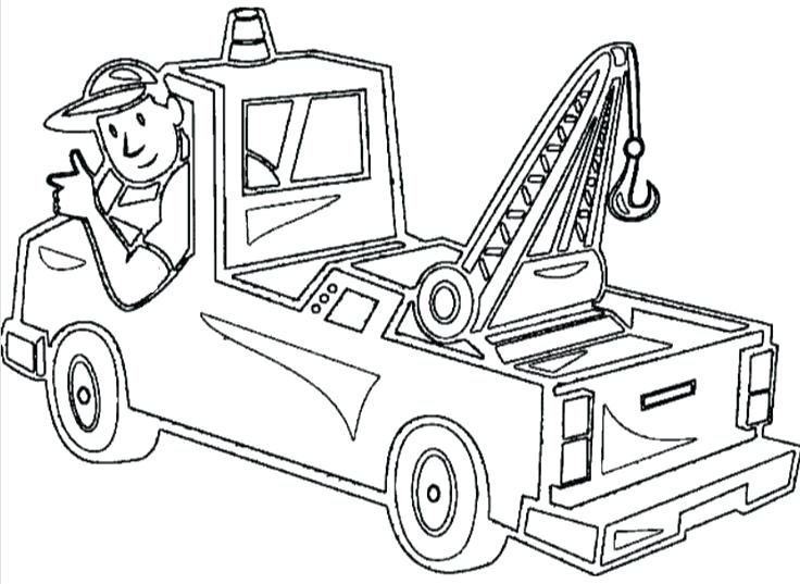 736x537 Pickup Truck Coloring Pages How To Draw An Apple Red Ford