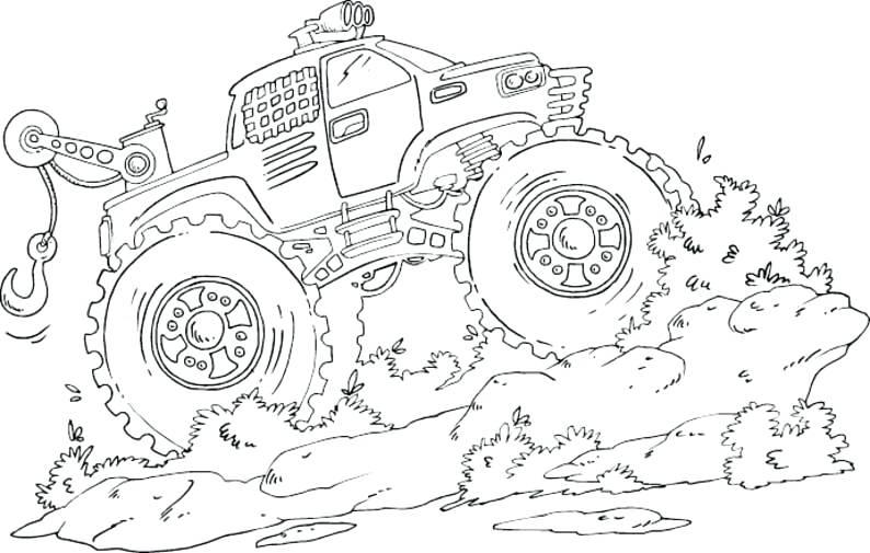 Pickup Truck Drawing At Getdrawings Com