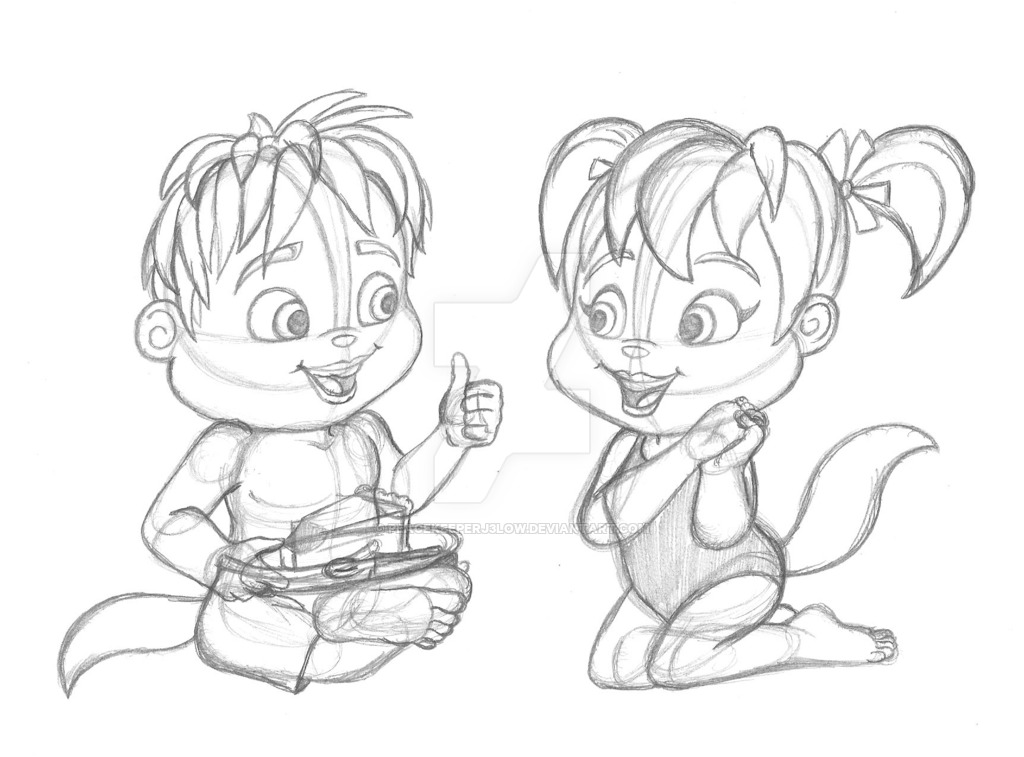 1024x757 Theodore And Eleanor's Picnic (Sketch) By Peacekeeperj3low