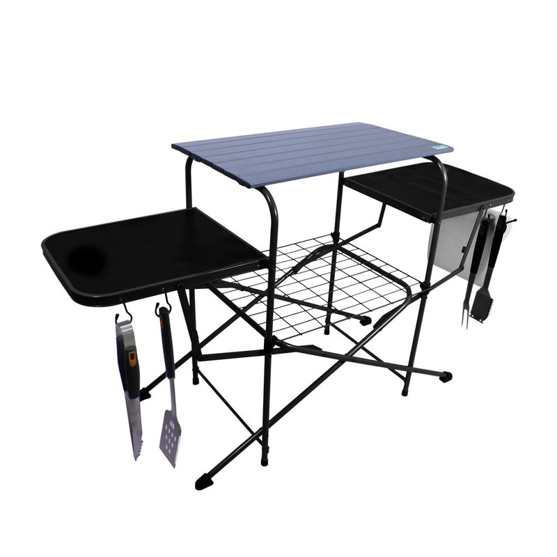 800x800 Style Asia Chef's Basics Select Outdoor Folding Grilling Camping