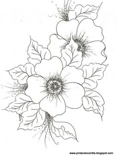 Picture Of A Flower Drawing at GetDrawingscom Free for personal