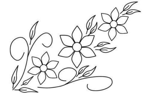 640x390 Different Types Of Flowers Drawings