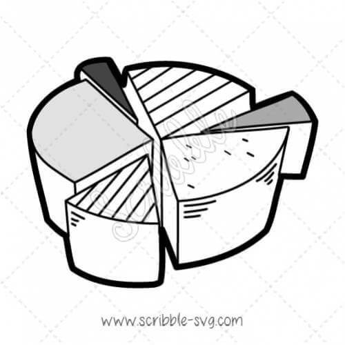 pie chart drawing at getdrawings free for personal use pie Draw Text 500x500 pie chart