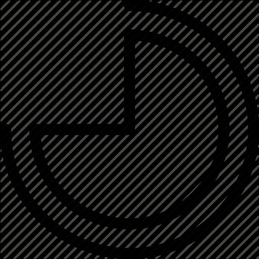 512x512 Circular Chart, Diagram, Pie Chart, Pie Graph, Statistics Icon