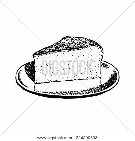 450x470 Cheesecake Images, Illustrations, Vectors