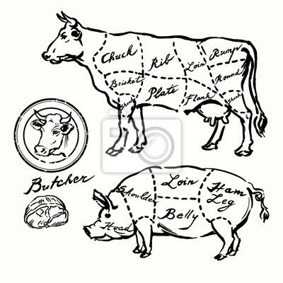 400x400 50 Best Pigs Vinyl Images On Pork Stock, Image Vector