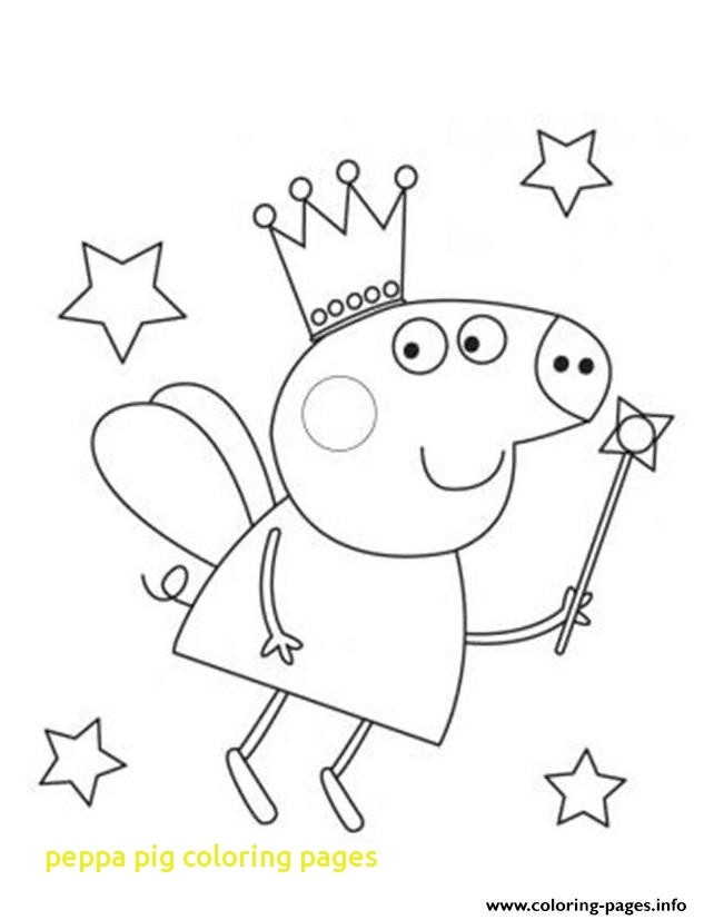 633x827 Peppa Pig Coloring Pages With Exciting Coloring Pages Peppa Pig 85