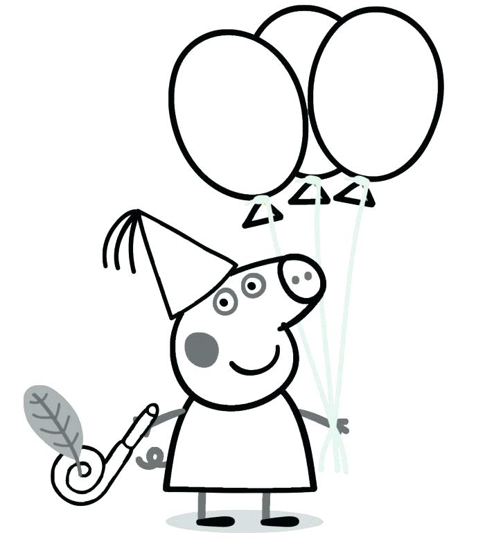 700x798 Peppa Pig Color Pages Pig Coloring Pages Drawing Picture More