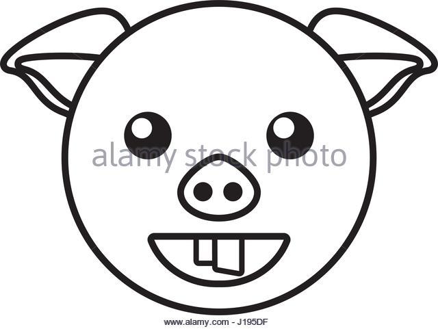 640x481 Pig Cartoon Face Stock Photos Amp Pig Cartoon Face Stock Images