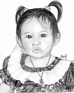 239x300 Pigtail Drawings Fine Art America
