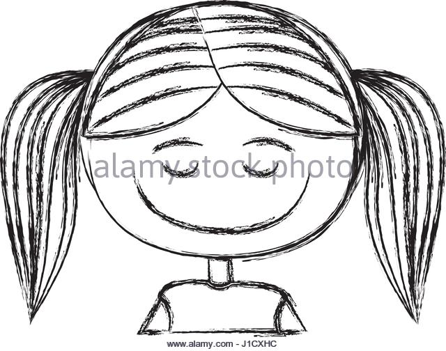 640x504 Pigtail Stock Vector Images