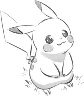 Pikachu drawing step by step easy at getdrawings free for 283x323 draw pikachu step 1 pikachu kawai drawing how to draw pikachu thecheapjerseys Image collections