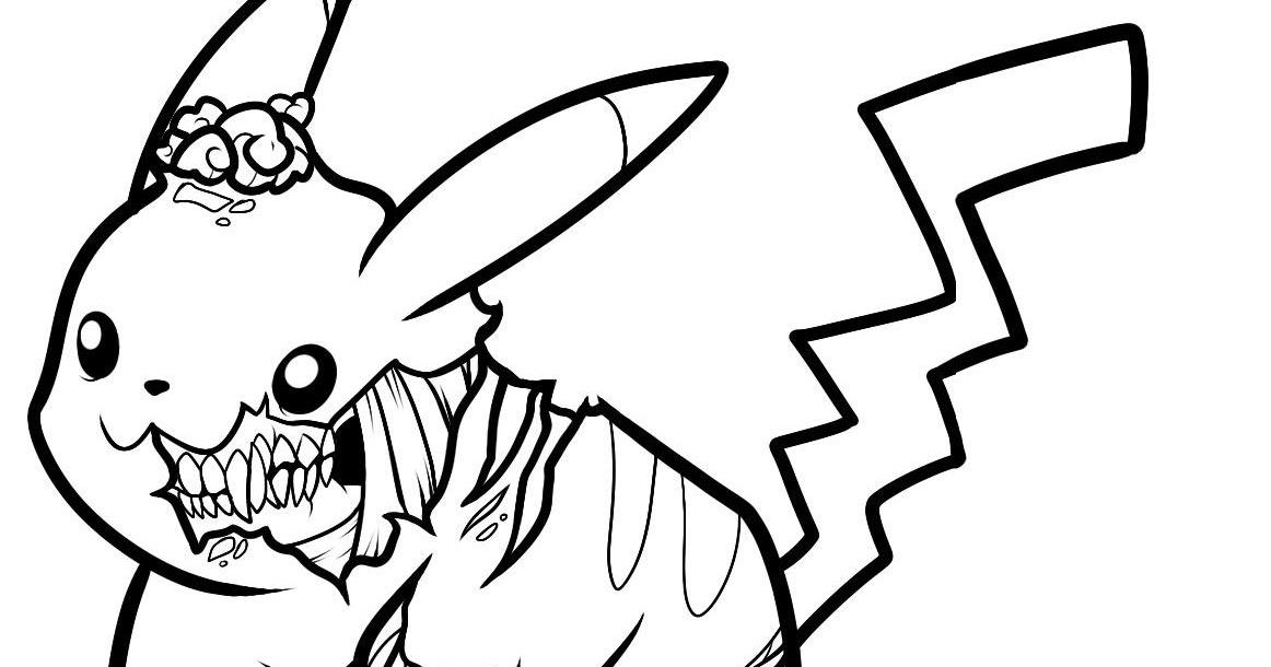 1162x610 Hastings Illustrations Zombie Pikachu Rendering