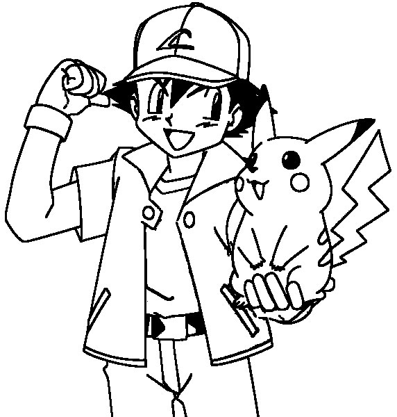 Pikachu Images For Drawing at GetDrawings.com | Free for personal ...