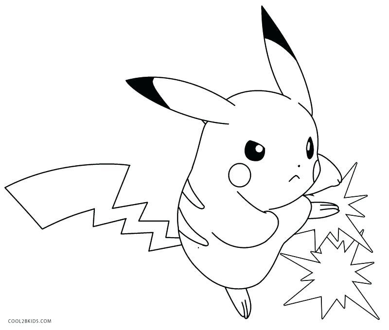 Pikachu Pokemon Drawing at GetDrawings | Free download