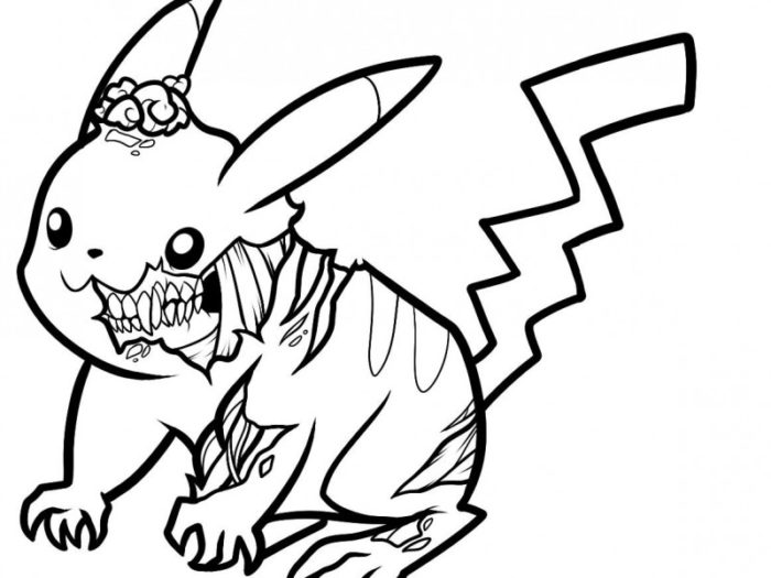 700x525 coloring pages draw easy pokemon coloring pages draw pikachu easy