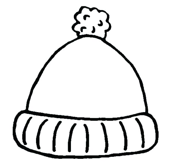 600x569 pilgrim boy and girl coloring pages pilgrim hat coloring page
