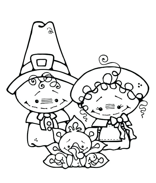 600x707 Pilgrim Coloring Page Pilgrim Boy Thanksgiving Coloring Pages Free