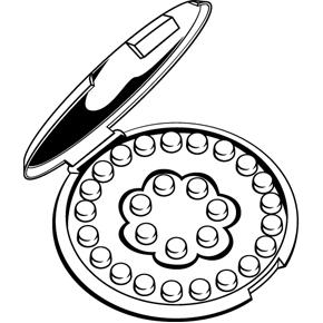 290x290 Free Publications Gt Birth Control Chart