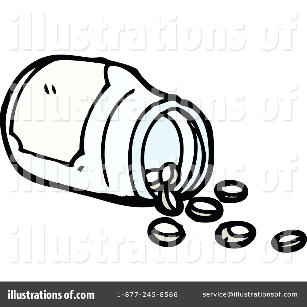 1024x1024 Pill Bottle Clipart