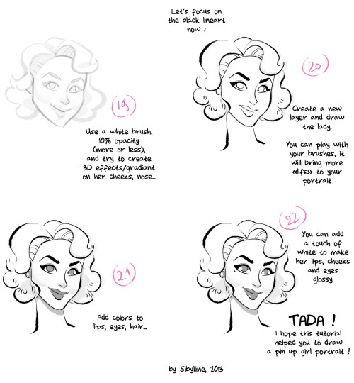 500x540 Sibylline's Sketchblog You'Ve Beensking For It How To Draw