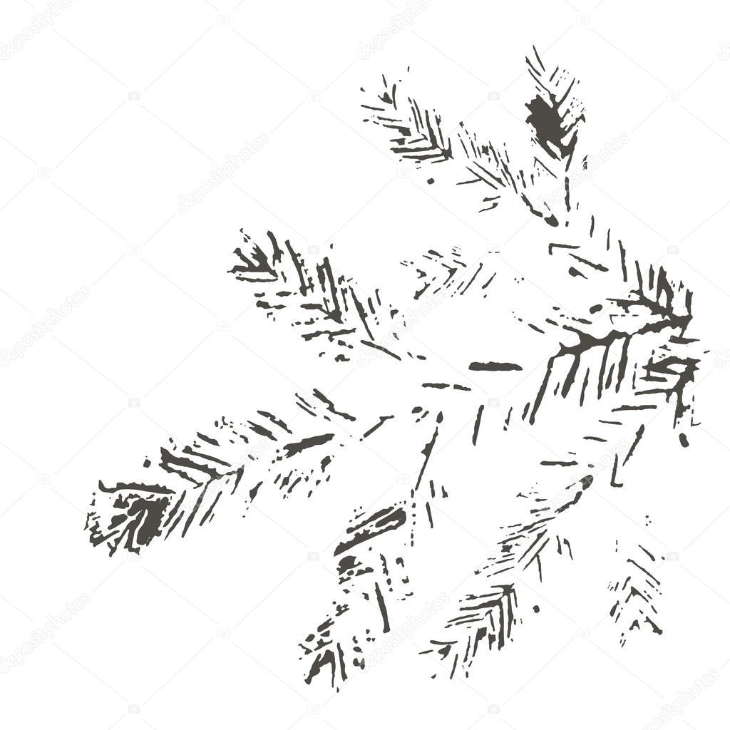 1024x1024 Ink Drawing Wild Flowers Stock Vector Valenty