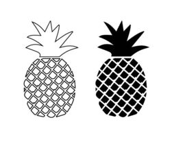 270x210 Pineapple Outline Drawing Freelancer