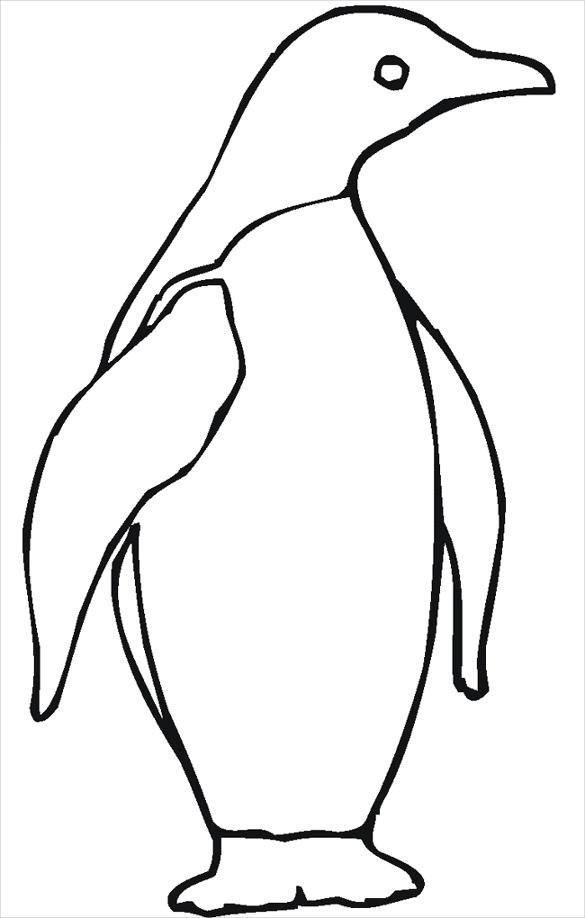 585x918 Penguin Template