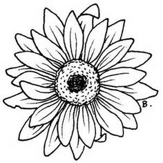 236x236 How To Draw A Sunflower Fun Drawing Lessons For Kids Amp Adults