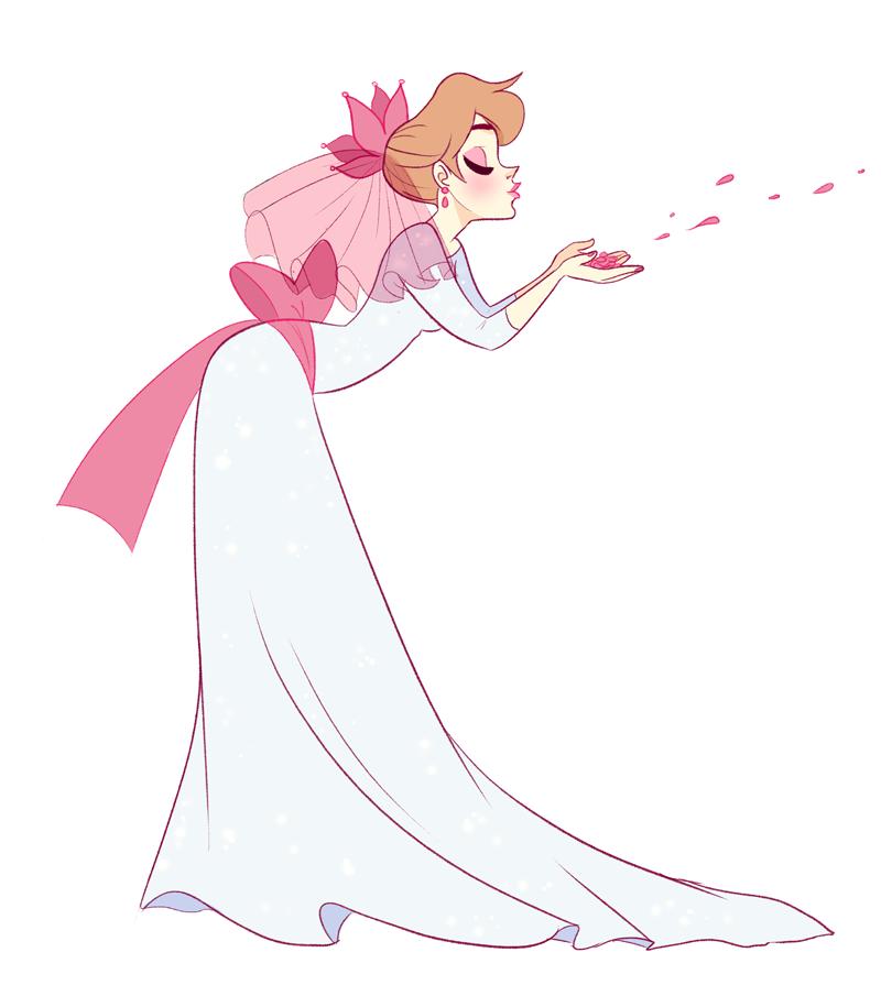 Pink Drawing