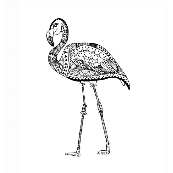 550x550 Pin By Barbara On Coloring Swan, Flamingo Flamingo