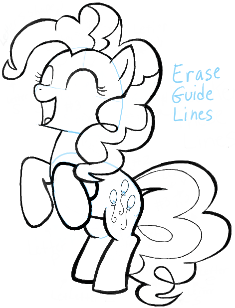 471x618 We Have Done A Tutorial On Pinkie Pie Before, But We Thought We