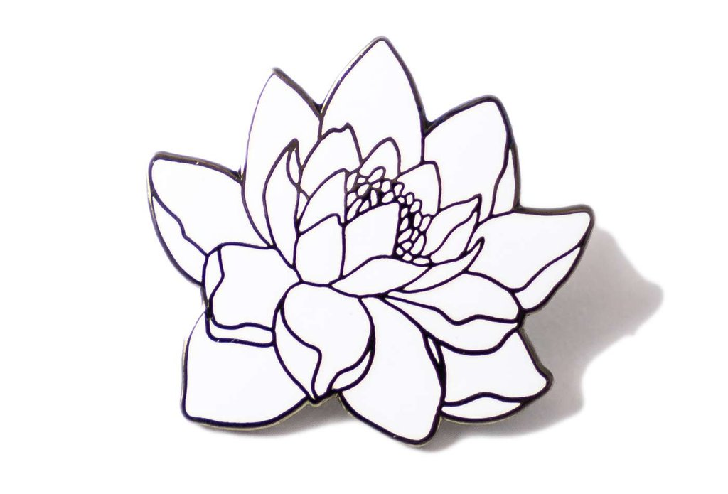 1024x695 Sophia Chang Lotus Flower Pin Lotus Flower, Lotus And Flower