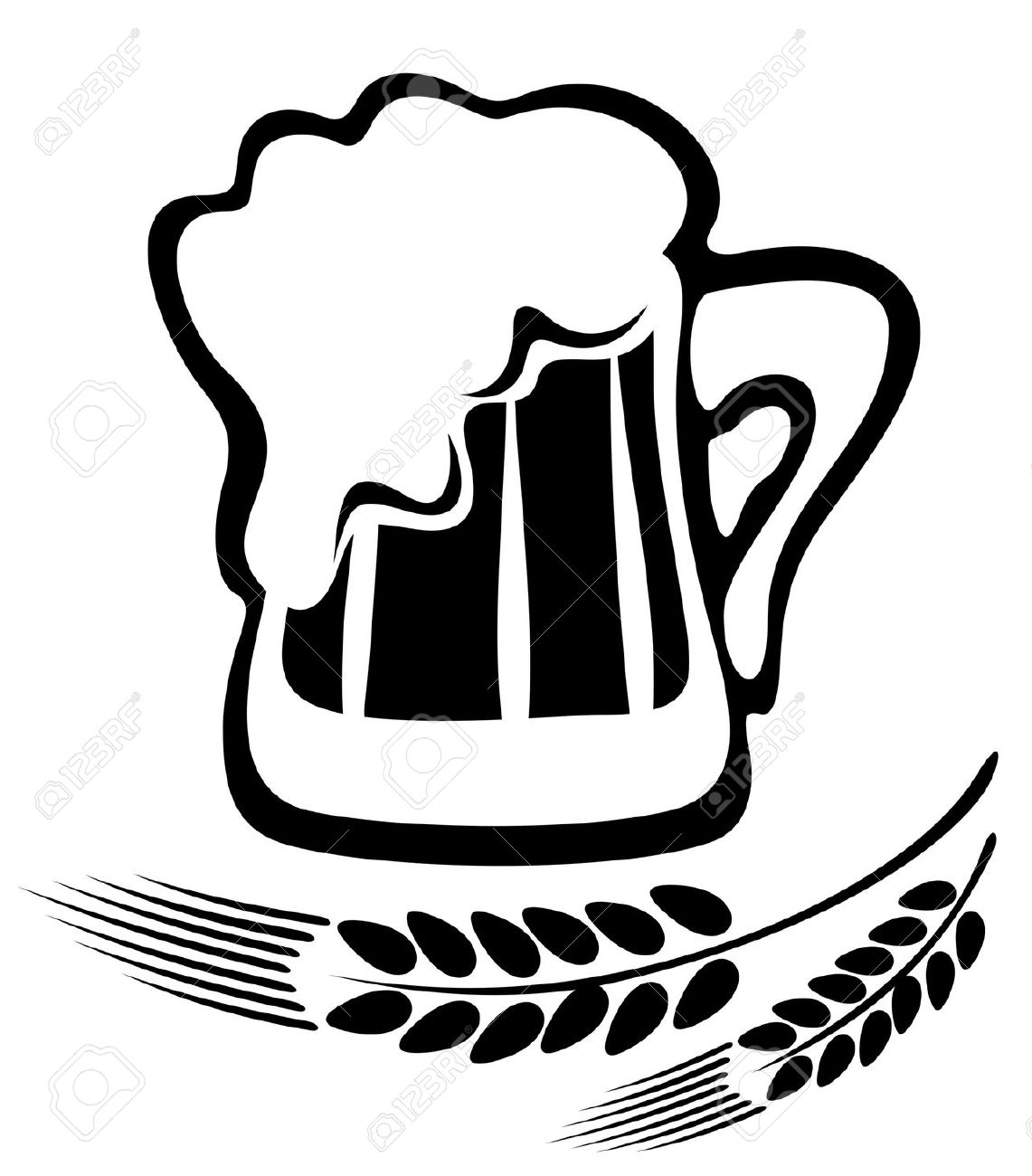 1141x1300 Beer Mugs Clipart Black And White Images Brews Amp Brushes