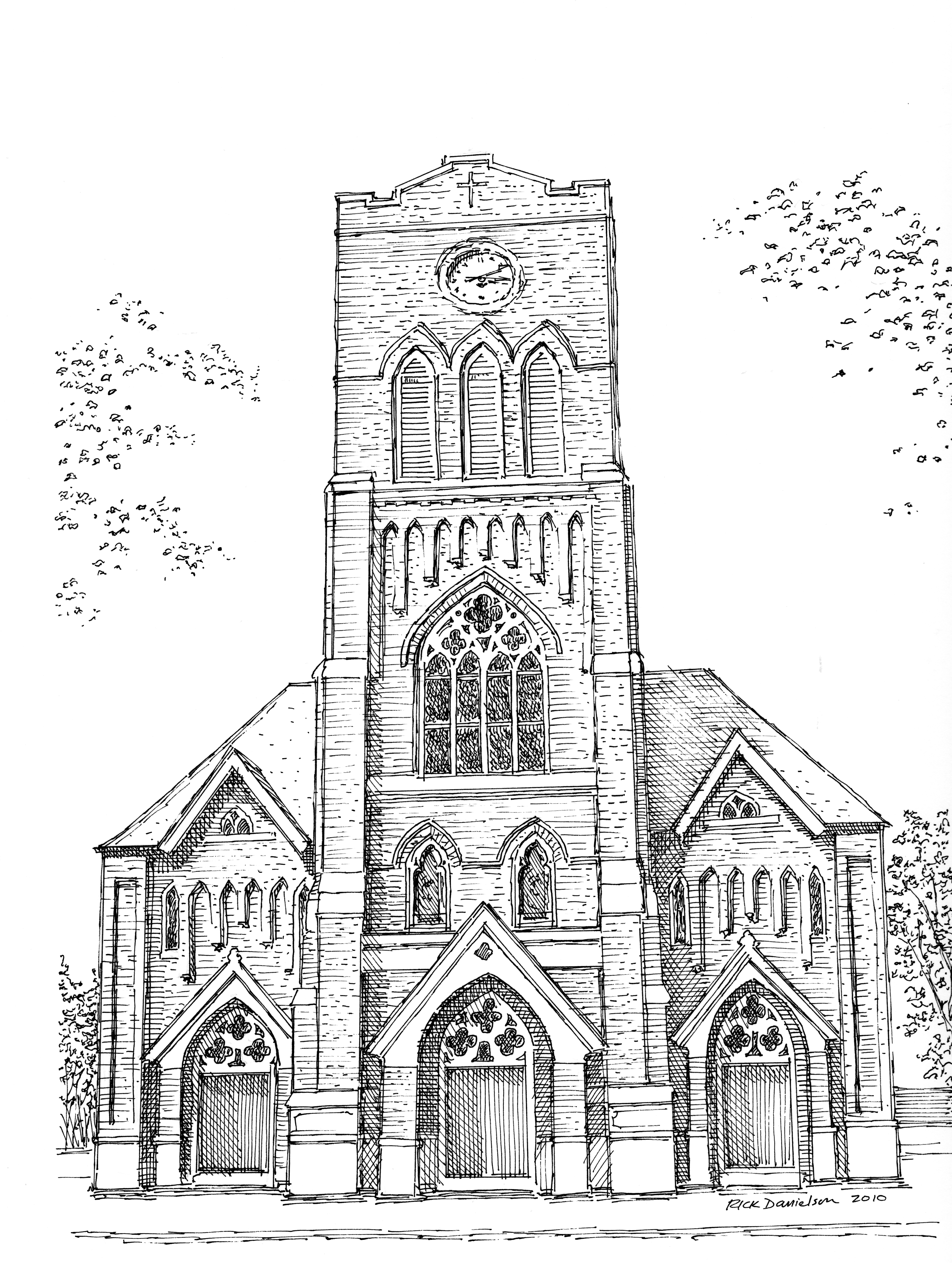 4709x6245 St. Stephens Bethlehem United Church Of Christ History