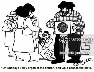400x309 Church Organ Cartoons And Comics