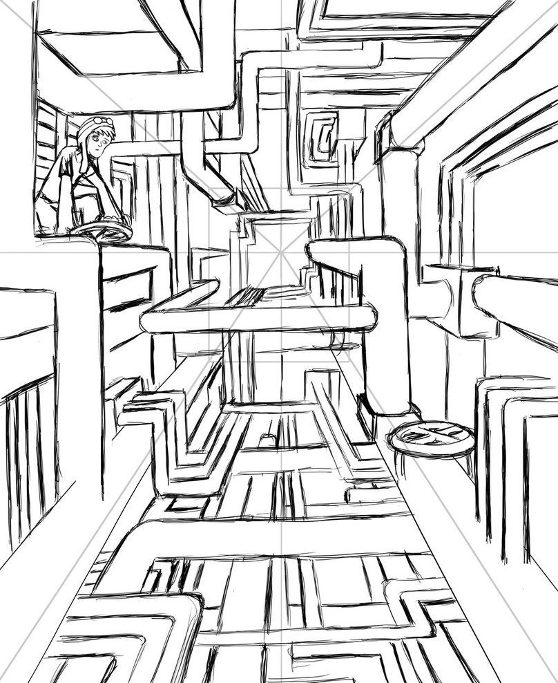 808x988 Pipes Sketch By Jacofnight