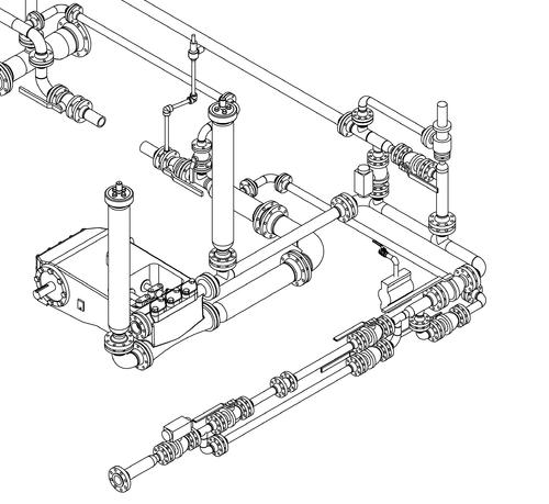 500x459 Pipe Drafting