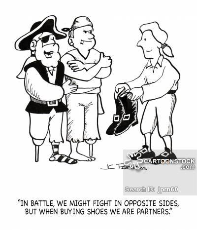 400x466 Pirate Boot Cartoons And Comics