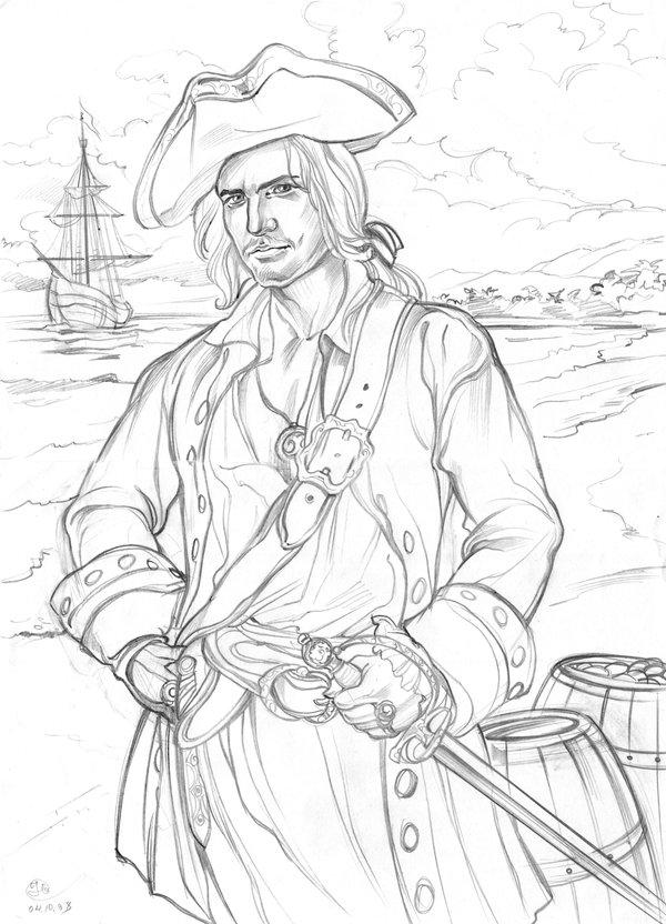 600x832 Pirate