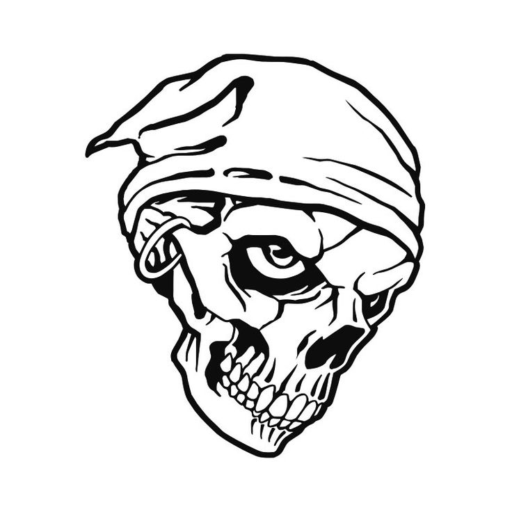 736x736 The Best Pirate Helm Tattoo Ideas On Pirate