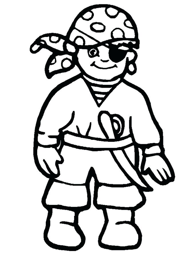 650x883 Pirate Coloring Page Unique Pirate Coloring Page For Free