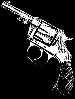 256x340 Handgun