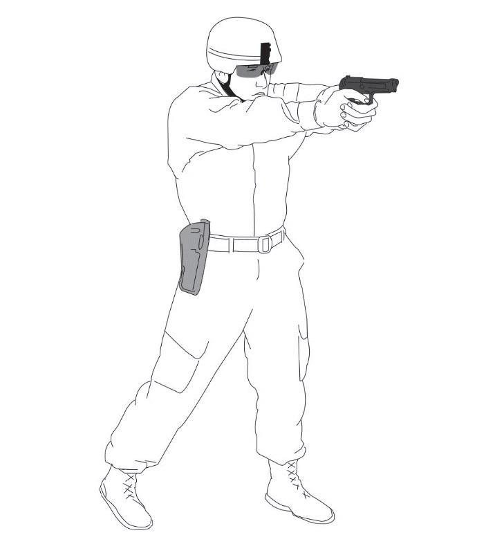 716x799 Pistol Draw And Presentation