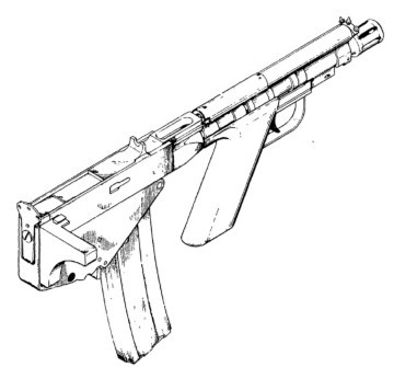 360x335 The Curious History Of The Bushmaster Bullpup Pistol
