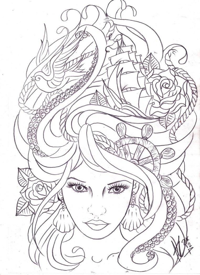 762x1049 Pin By Chelci Humm On Illustrationsart Tattoo