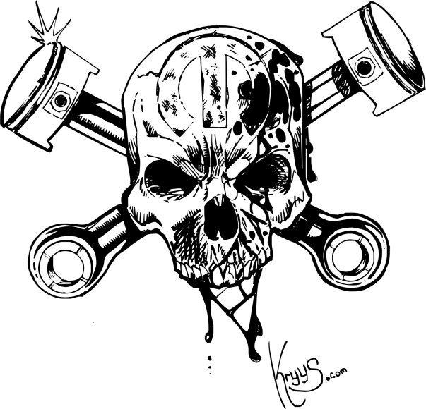 603x580 Skulls Pistons