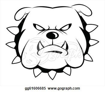 350x306 Nice Pitbull Cartoon Drawing Pit Bull Drawing Clip Art Dog Breeds